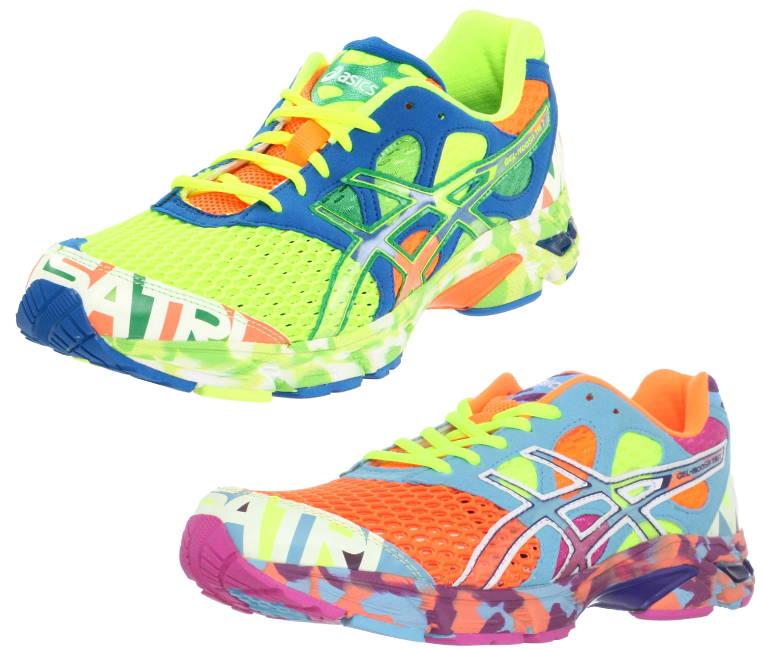 The Most Colorful Running Shoes 45