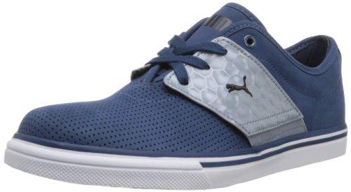 PUMA Men s EL Ace Opulence Classic Sneakers Shoes - Dark Denim   eBay a35be996ea4