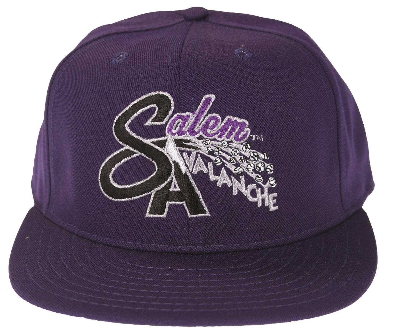 Pro Line MiLB Minor League Baseball St Purple Catharines Stompers Cap Hat
