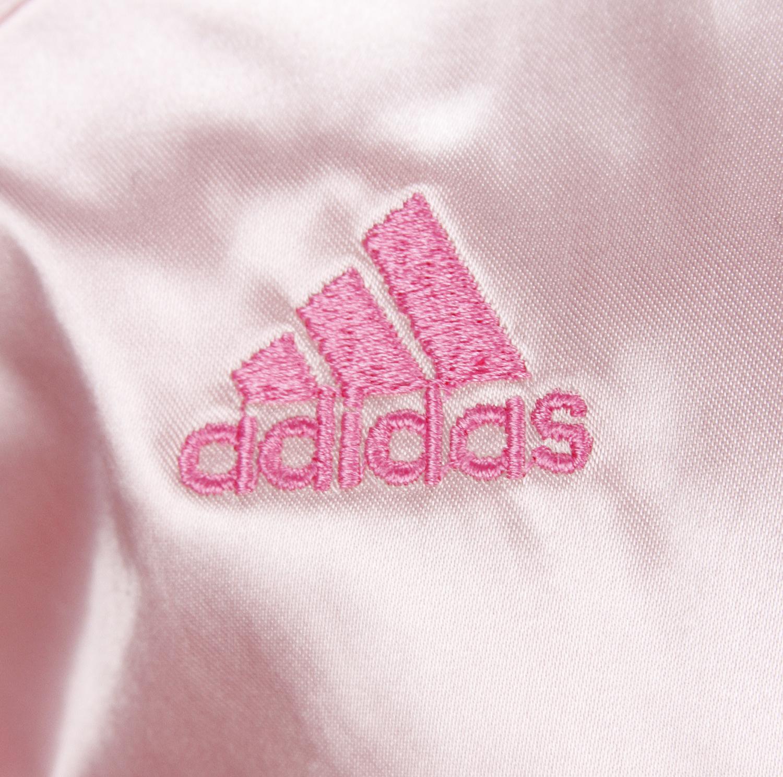Adidas NCAA Toddlers Indiana Hooisers Satin Cheer Jacket Pink