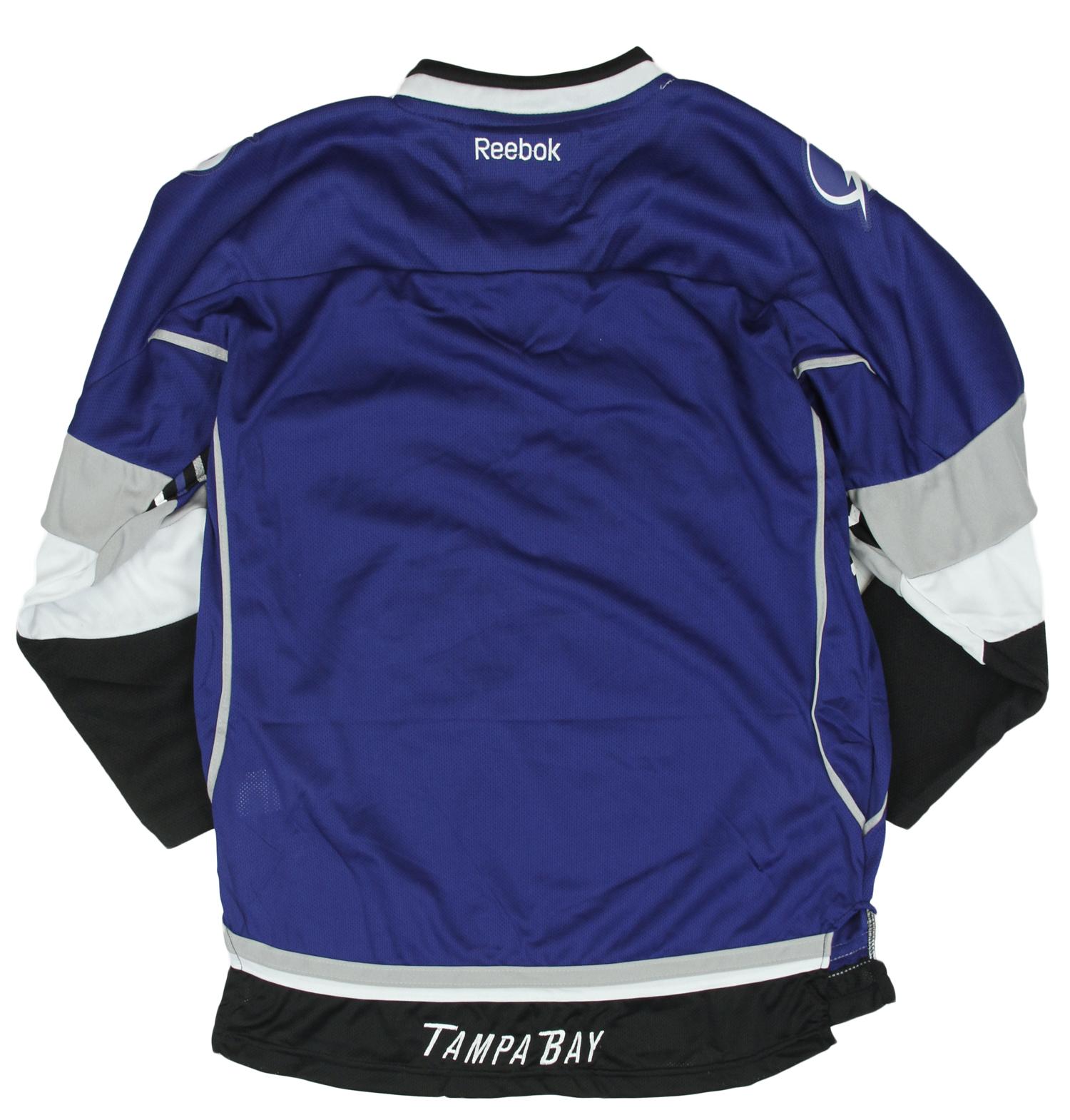Reebok NHL Youth Boys Tampa Bay Lightning Alternate Premier Jersey ... b497a8570