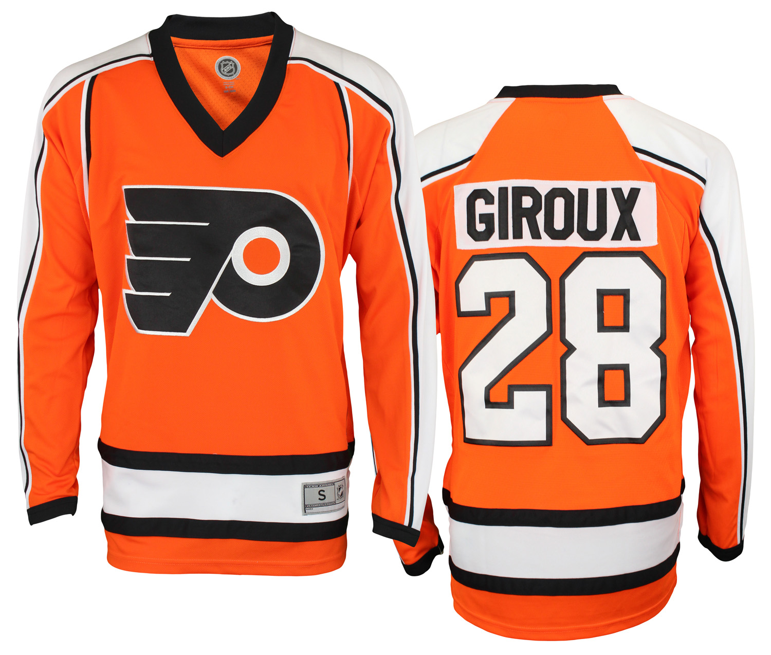 Reebok NHL Youth Phildelaphia Flyers Claude Giroux  28 Replica Jersey f8d119d4c
