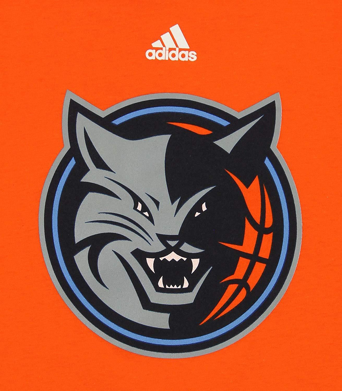 b33a6692f Adidas NBA Youth Charlotte Bobcats Short Sleeve Primary Logo Tee ...