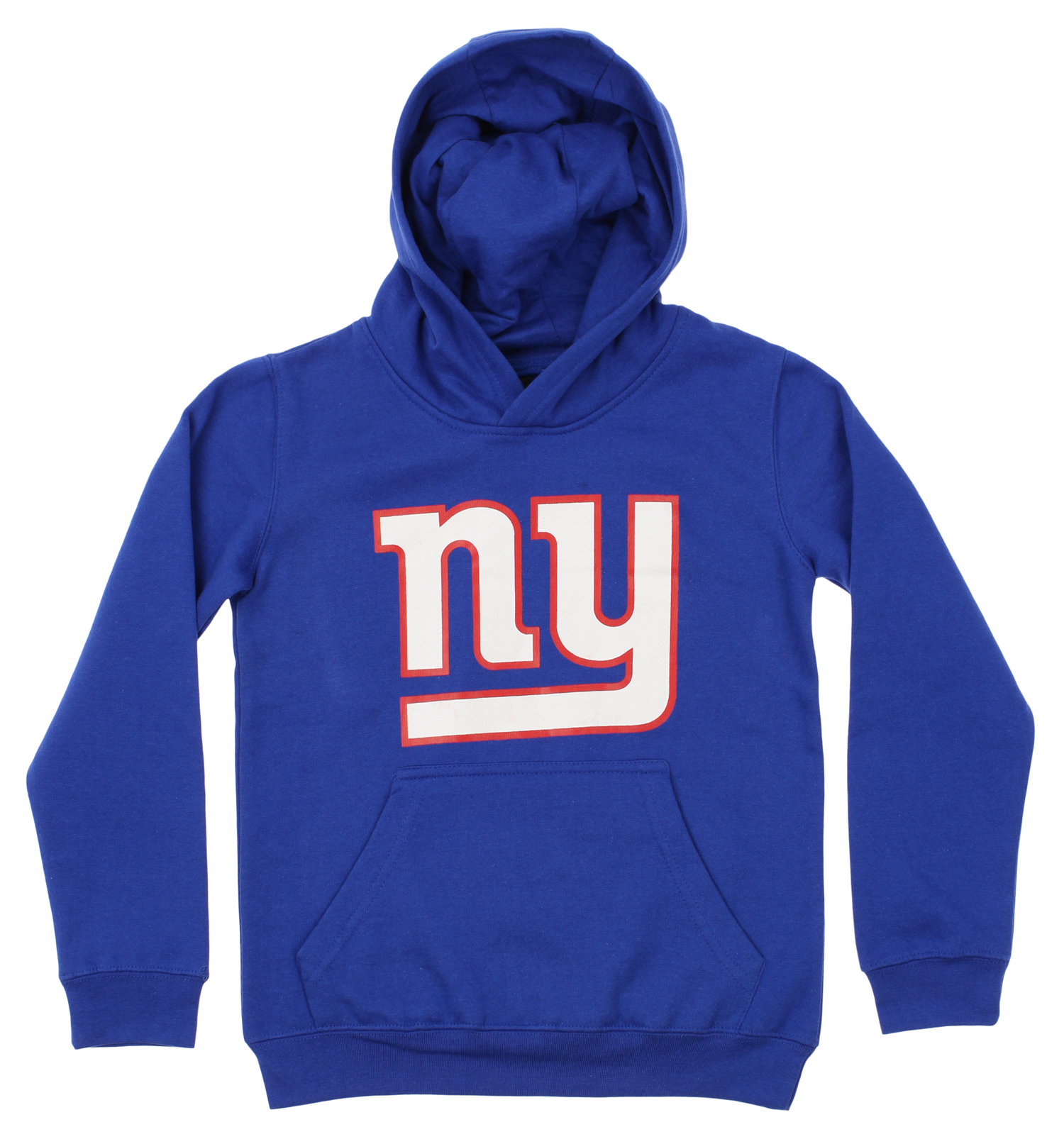 5e7097473 OuterStuff NFL Youth New York Giants Primary Logo Team Fleece Hoodie ...