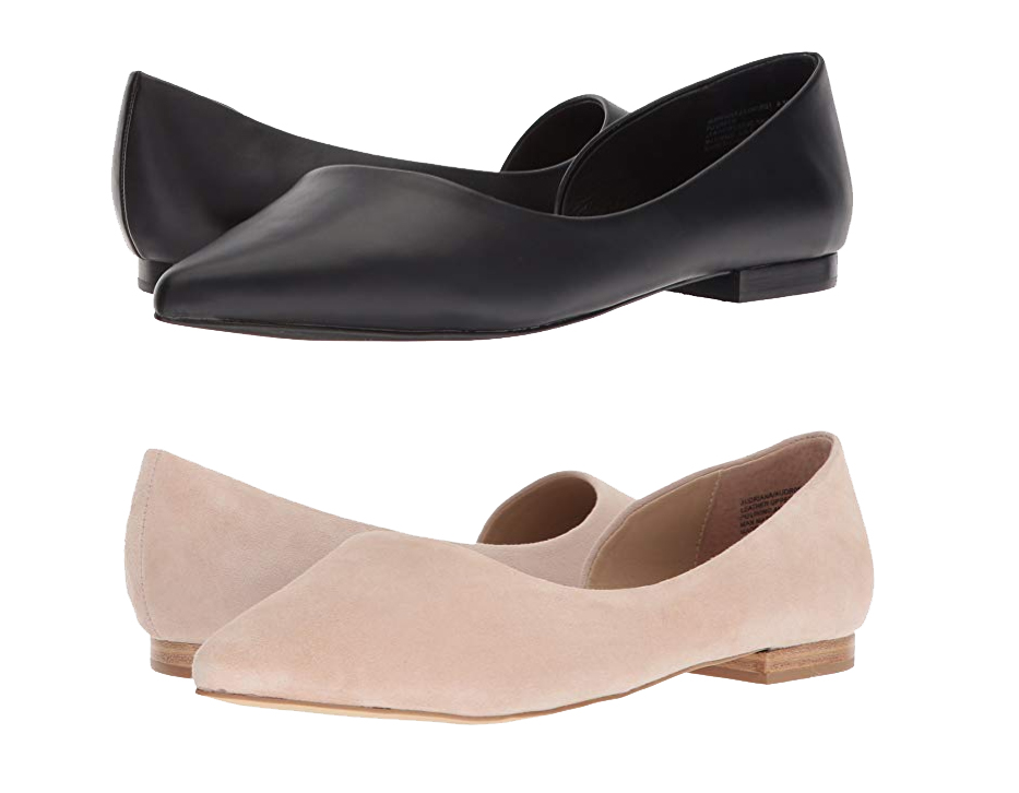 a37e6360a46 Details about Steve Madden Women's Audriana Ballet Flat, 2 Color Options