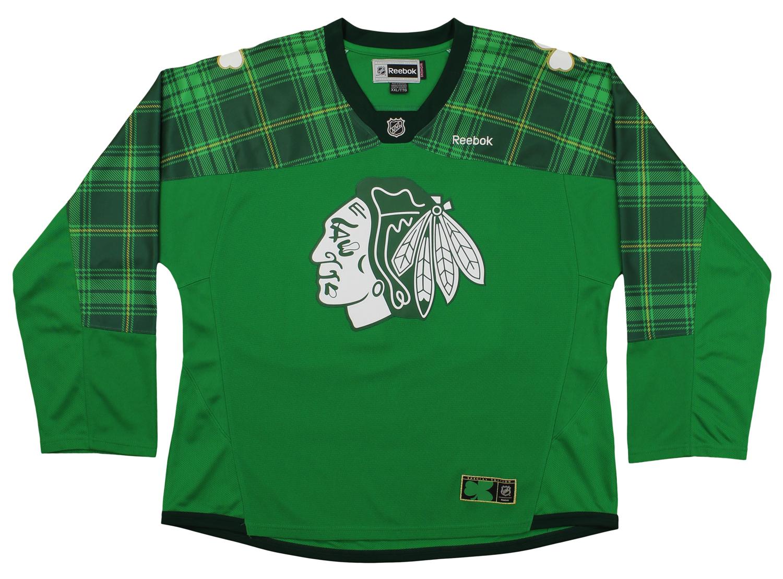Reebok NHL Kids Chicago Blackhawks Artemi Panarin #72 Player Jersey 4-7