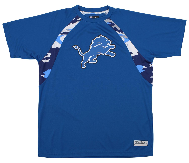 detroit lions camo shirt