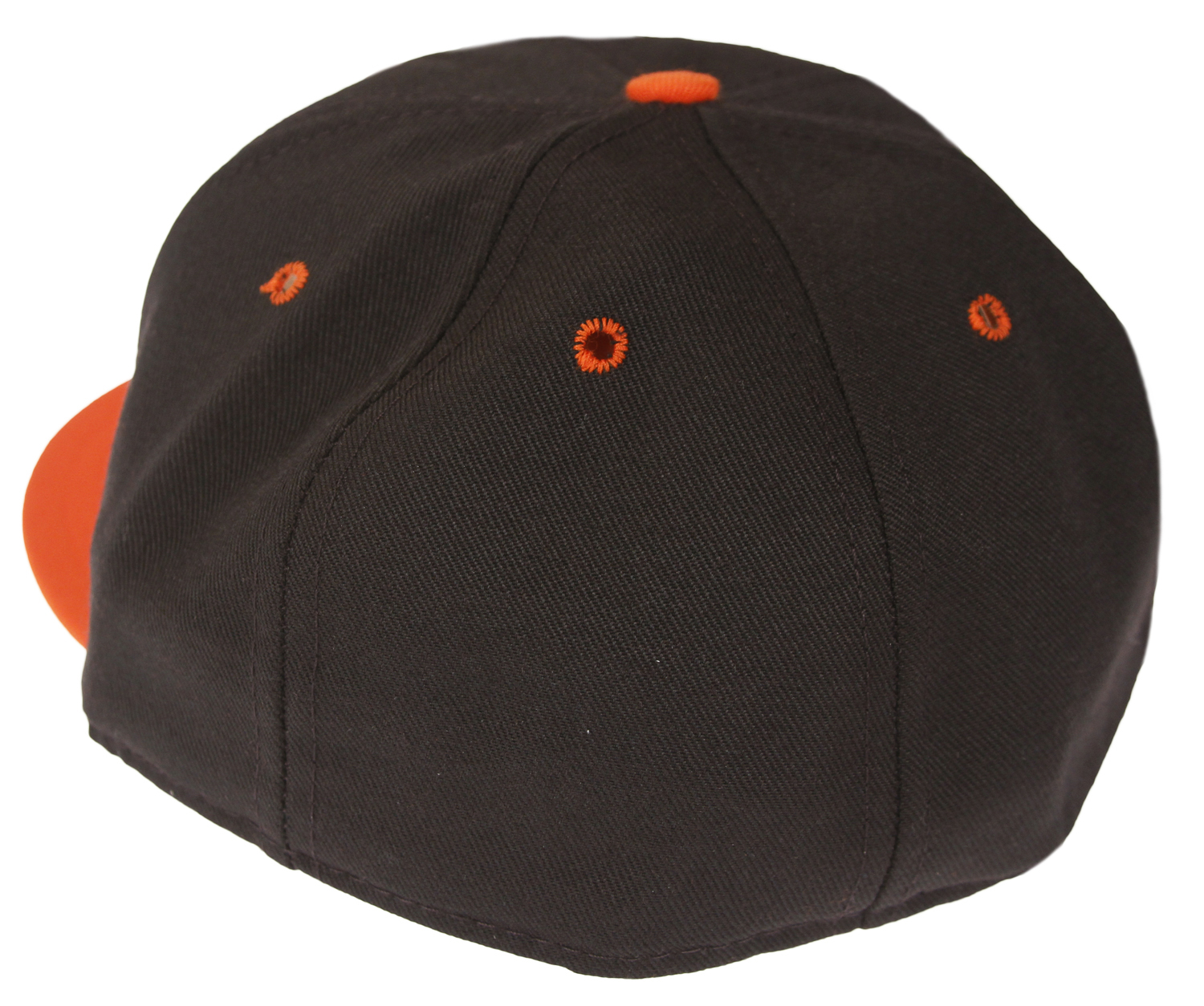 ee9746d06f4 Pro Line MiLB Minor League Baseball Frederick Keys Cap Hat - Black   Orange