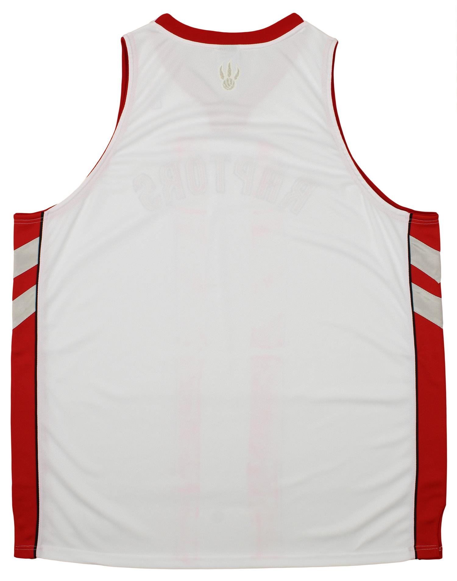 975ebda3201 Adidas NBA Men s Toronto Raptors Blank Basketball Jersey