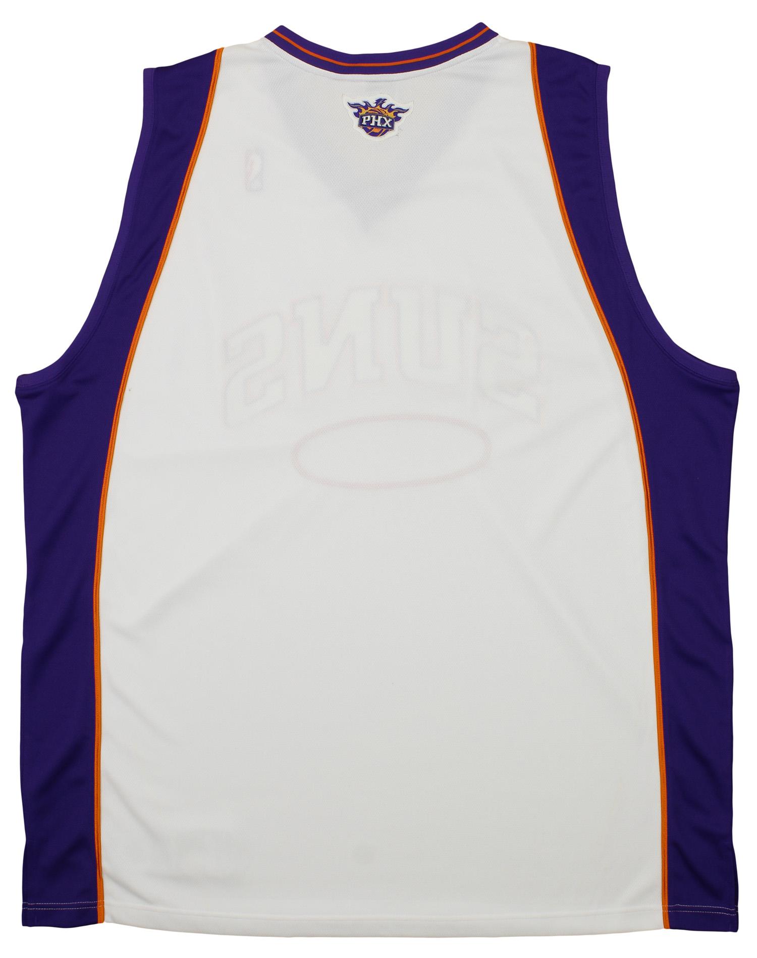 b09fffe3974 Adidas NBA Men s Phoenix Suns Blank Basketball Jersey