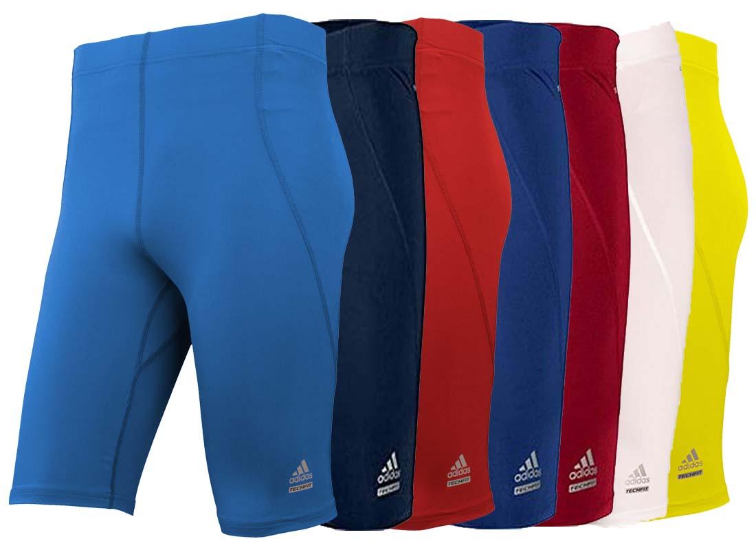 Details about Adidas Men's Techfit C&S Tight Shorts, Color Options