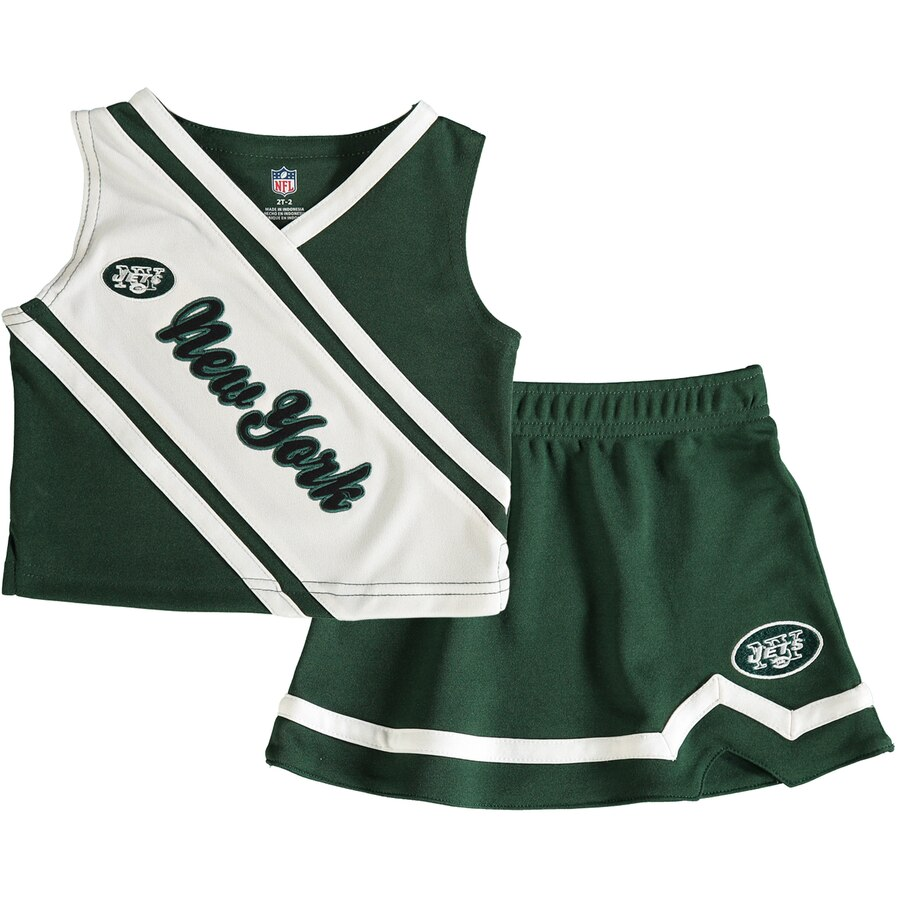 Outerstuff NFL Youth Girls Atlanta Falcons Cheerleader Play Two Piece Set